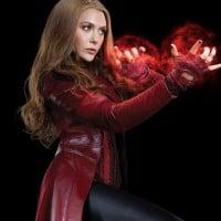 Scarlet Witch (Elizabeth Olsen In Avengers: Age Of Ultron)