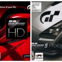 Gran Turismo HD Concept was just a preparation project to Gran Turismo 5 Prologue
