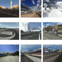 In GT5, the courses from GT4 are left out or scrapped during development and some are remaked on GT6 later