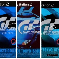 Gran Turismo Concept (2001 Tokyo, 2002 Tokyo-Ghoul and 2002 Tokyo-Geneva) are fairly spinoff versions of GT3 for promoting the car shows