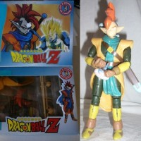 Tapion - Dragon Ball Z Super Guerriers Model Kit Series No. 3 (AB Groupe) [1996]