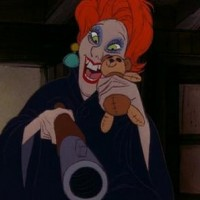 Madame Medusa - The Rescuers