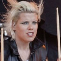 Samantha Maloney (Eagles of Death Metal) - drums