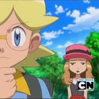 When she made fun of Clemont. (Ep. 26)
