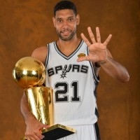 Tim Duncan 1,360 consecutive games w/ made FG