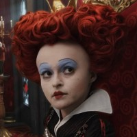 The Red Queen - Alice in Wonderland (2010)
