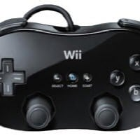 Wii Classic Controller Pro