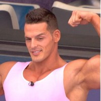 Jessie Godderz - 10th place - Big Brother 10, 9th place - Big Brother 11
