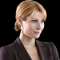 Pepper Potts (Gwyneth Paltrow from Iron Man and Iron Man 2)