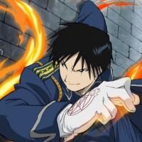 Roy Mustang - Fullmetal Alchemist