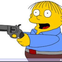Ralph Wiggum - The Simpsons