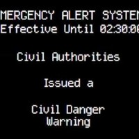 Civil Danger Warning