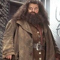 Robbie Coltrane - Rubeus Hagrid