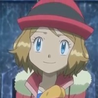 When she stared at Ash instead of congratulating him on winning his rematch with Wulfric (XYZ Ep. 29)