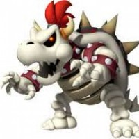 Dry Bowser - New Super Mario Bros
