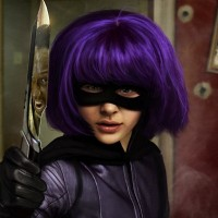 Hit-Girl - Kick-Ass series