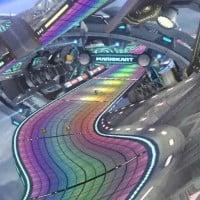 Wii U Rainbow Road