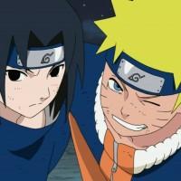 Sasuke Uchiha & Naruto Uzumaki - Naruto