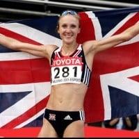 Paula Radcliffe - United Kingdom