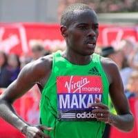 Patrick Makau - Kenya