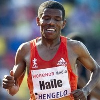 Haile Gebrselassie - Ethiopia