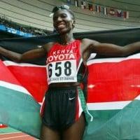 Catherine Ndereba - Kenya