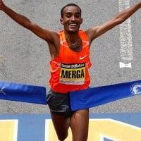 Deriba Merga - Ethiopia