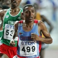 Yonas Kifle - Eritrea