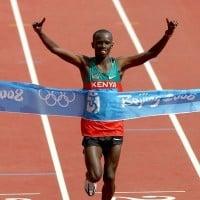 Samuel Wanjiru - Kenya