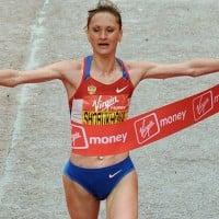 Liliya Shobukhova - Russia
