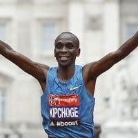 Eliud Kipchoge - Kenya