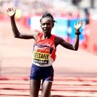 Mary Keitany - Kenya