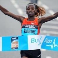 Lucy Kabuu - Kenya