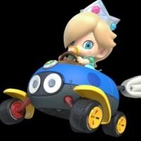 Baby Rosalina - Mario Kart 8