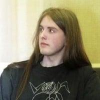 Varg Vikernes (Mayhem) stabbed his bandmate Euronymous