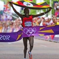 Stephen Kiprotich - Uganda