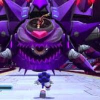 Nega Wisp Armor - Sonic Colors