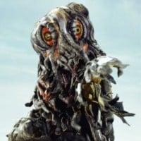 Hedorah - Godzilla vs Hedorah
