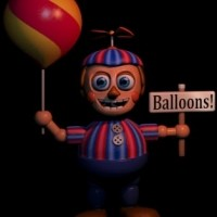 Balloon Boy - Five Nights at Freddy's 2
