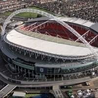 Wembley Stadium: London, England