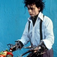 Edward Scissorhands in Edward Scissorhands