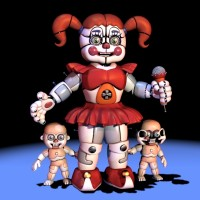 Circus Baby (Five Nights at Freddy's: Sister Location)