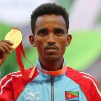 Ghirmay Ghebreslassie - Eritrea