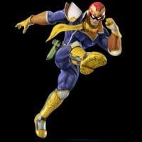 Captain Falcon - F-Zero