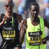 Mike Kipruto Kigen - Kenya