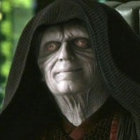 Darth Sidious/Emperor Palpatine - Star Wars