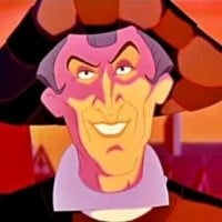 Judge Claude Frollo (Hunchback of Notre Dame)