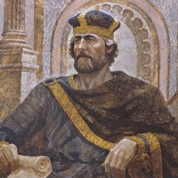King David of Israel