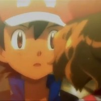 When she kissed Ash. (Ep. 140)