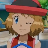 When she said that she will be a much more attractive girl the next time her and Ash meet (XYZ 47)